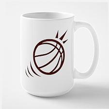 BASKETBALL *23* {crimson} Mug