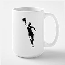 BASKETBALL *28* {black} Mug