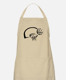 BASKETBALL *31* {black} Apron