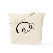 BASKETBALL *31* {black} Tote Bag