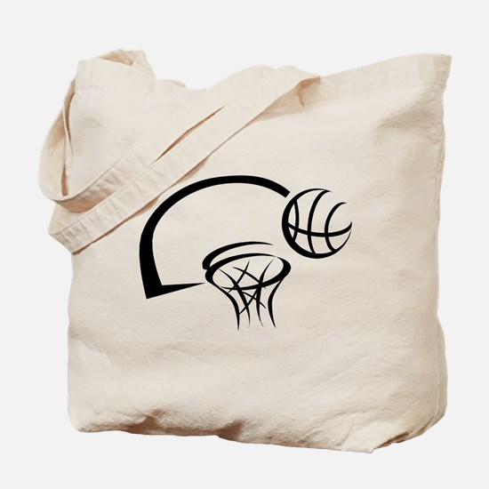 BASKETBALL *31* {black} Tote Bag