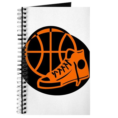 BASKETBALL *32* [orange} Journal