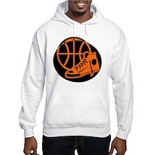 BASKETBALL *32* [orange} Hoodie