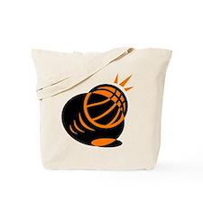 BASKETBALL *33* {orabge} Tote Bag