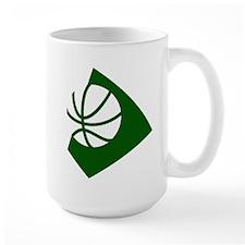 BASKETBALL *34* {green} Mug