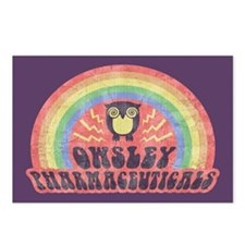Owsley Pharmaceuticals Postcards (Package of 8)