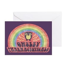 Owsley Pharmaceuticals Greeting Cards (Pk of 10)