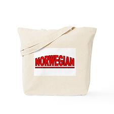 """""""Norwegian"""" Tote Bag"""