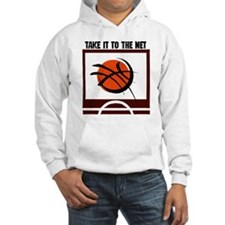 TO THE NET *1* Hoodie