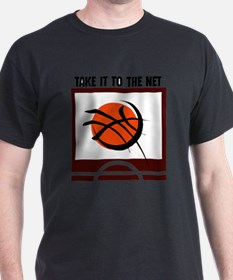 TO THE NET *1* T-Shirt