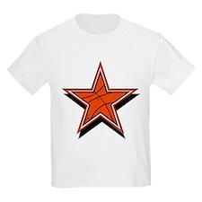 BASKETBALL STAR {orange} T-Shirt