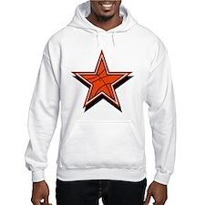 BASKETBALL STAR {orange} Hoodie