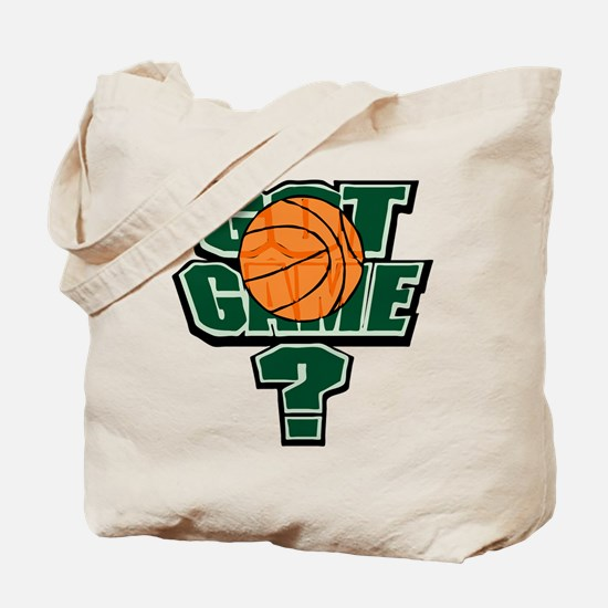 GOT GAME? [green} Tote Bag