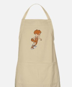 BASKETBALL *40* {lt orange} Apron