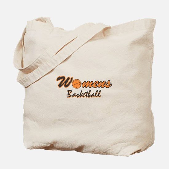 WOMENS BASKETBALL *1* {orange Tote Bag