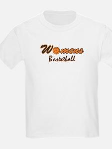 WOMENS BASKETBALL *1* {orange T-Shirt