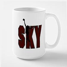 SKY *1* {crimson} Mug