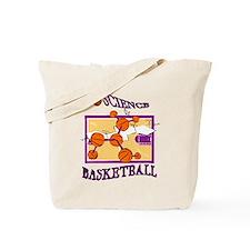 SCIENCE OF.. {purple} Tote Bag