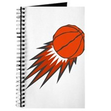 BASKETBALL *49* {orange/gray} Journal