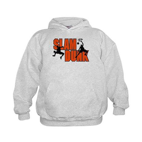 SLAM DUNK *1* {orange} Kids Hoodie