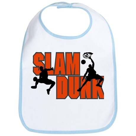 SLAM DUNK *1* {orange} Bib