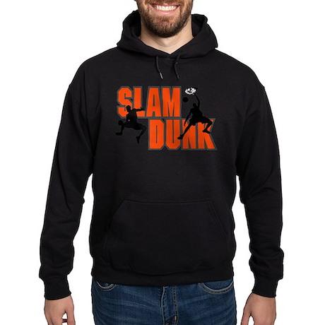 SLAM DUNK *1* {orange} Hoodie (dark)