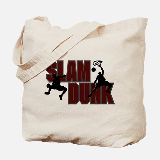SLAM DUNK *1* {crimson} Tote Bag