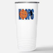 HOOPS *2* {blue} Travel Mug