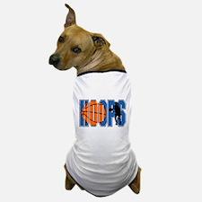 HOOPS *2* {blue} Dog T-Shirt