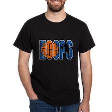 HOOPS *2* {blue} T-Shirt