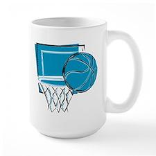 BASKETBALL *52* {blue} Mug