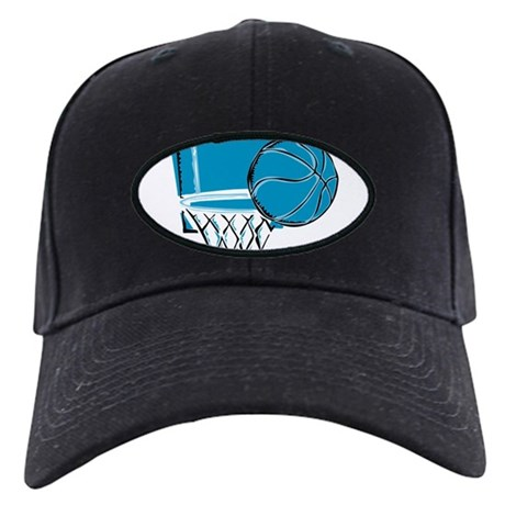 BASKETBALL *52* {blue} Black Cap