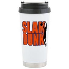 SLAM DUNK *2* {orange/blue} Travel Mug
