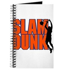 SLAM DUNK *2* {orange/blue} Journal
