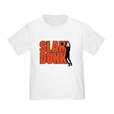 SLAM DUNK *2* {orange/blue} T