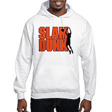 SLAM DUNK *2* {orange/blue} Hoodie