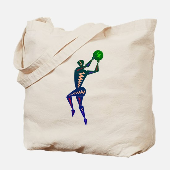 BASKETBALL *55* Tote Bag