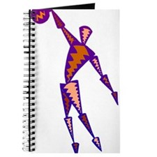 BASKETBALL *56* {purpleish} Journal