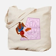 BASKETBALL *59* {red/BLue} Tote Bag