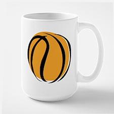 BASKETBALL *60* {yellow} Mug