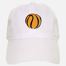 BASKETBALL *60* {yellow} Baseball Baseball Cap