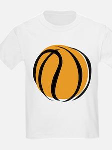 BASKETBALL *60* {yellow} T-Shirt