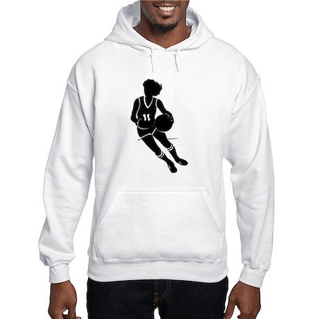 BASKETBALL *61* {black} Hooded Sweatshirt