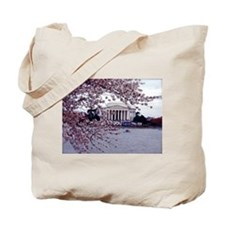 Cherry Blossoms, Washington, DC Tote Bag