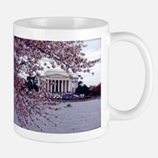 Cherry Blossoms, Washington, DC Mug