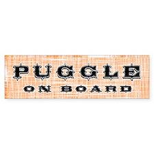 PUGGLE ON BOARD