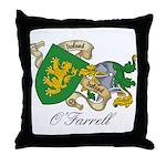 O'Farrell Sept Throw Pillow