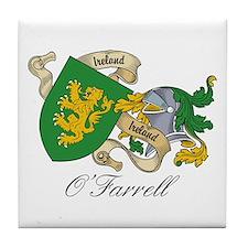 O'Farrell Sept Tile Coaster