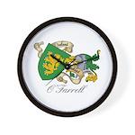 O'Farrell Sept Wall Clock