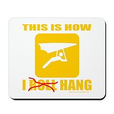HANG GLIDE/HANGGLIDE Mousepad